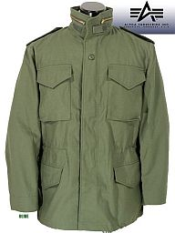 Alpha M65 Field Coat